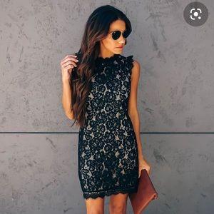 NWT Vici Lace Dress